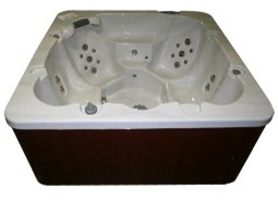 Coyote Spas Hot Tub Range by Arctic Spas Havre