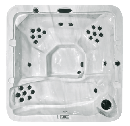 Arctic Spas Baffin 25 Hot Tub
