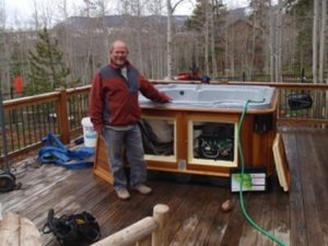 hot tub repair